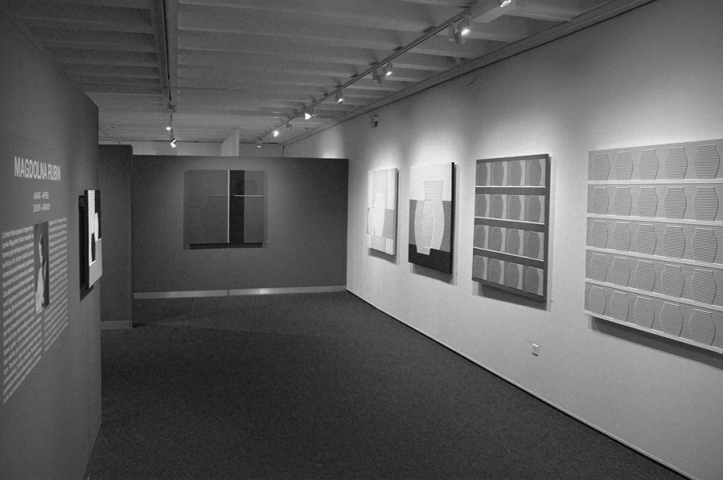 2013 Solo exhibition at the Museum of Art and History of Fribourg